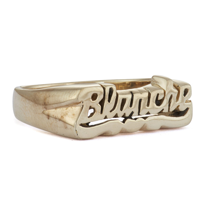 Blanche Ring - SNASH JEWELRY