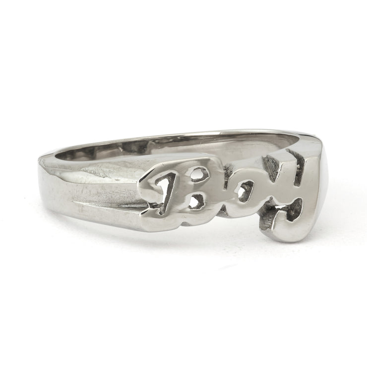 Boy Ring - SNASH JEWELRY