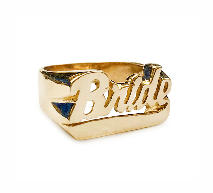 Bride Ring - SNASH JEWELRY