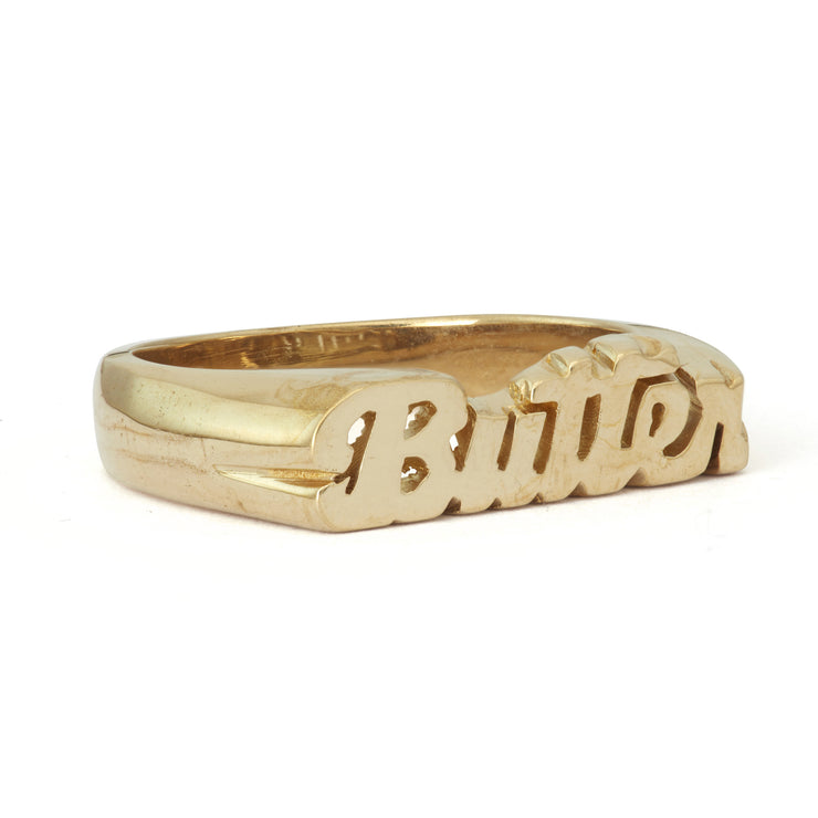Butter Ring - SNASH JEWELRY