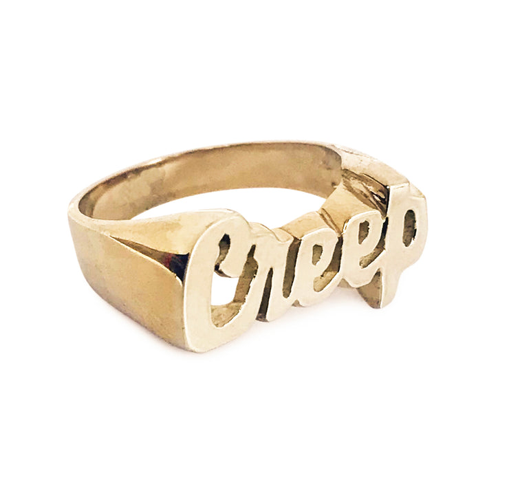 Creep Ring - SNASH JEWELRY