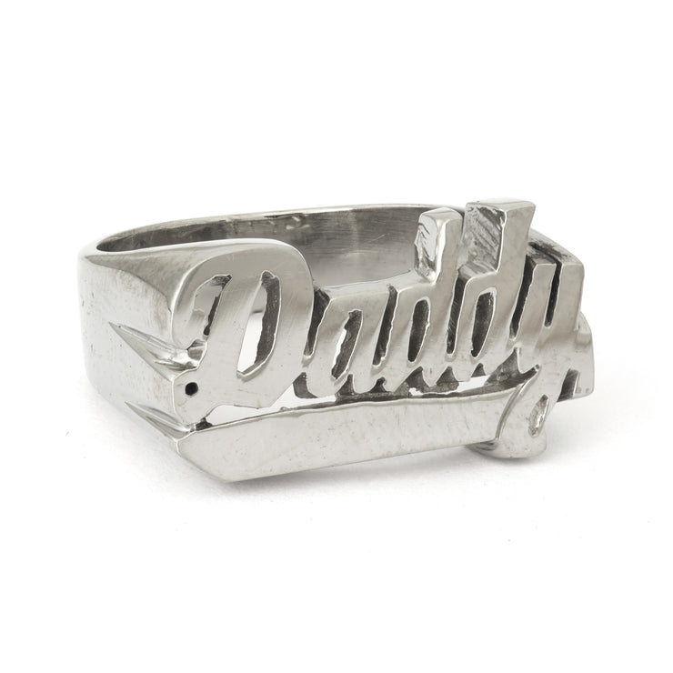Daddy Ring - SNASH JEWELRY