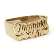 Damaged Ring - SNASH JEWELRY