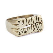 Dana Scully Ring - SNASH JEWELRY