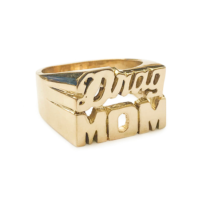 Drag Mom Ring - SNASH JEWELRY