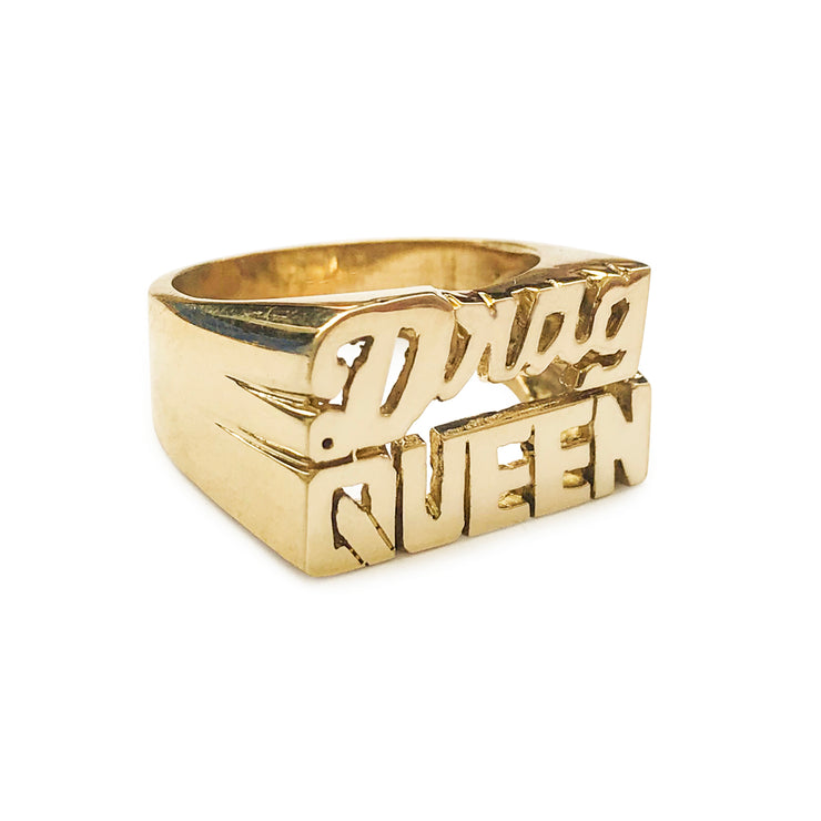 Drag Queen Ring - SNASH JEWELRY