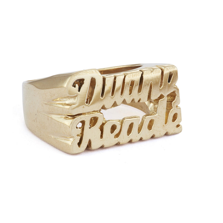 Duane Reade Ring - SNASH JEWELRY