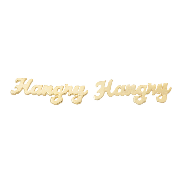 Hangry Earrings - SNASH JEWELRY
