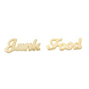 Junk Food Earrings - SNASH JEWELRY