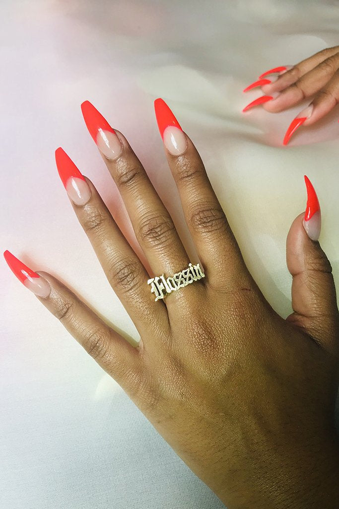 Flossin' Ring - SNASH JEWELRY