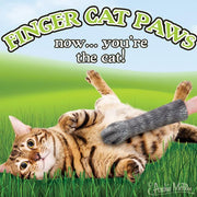 Finger Cat Paws - Set of 2