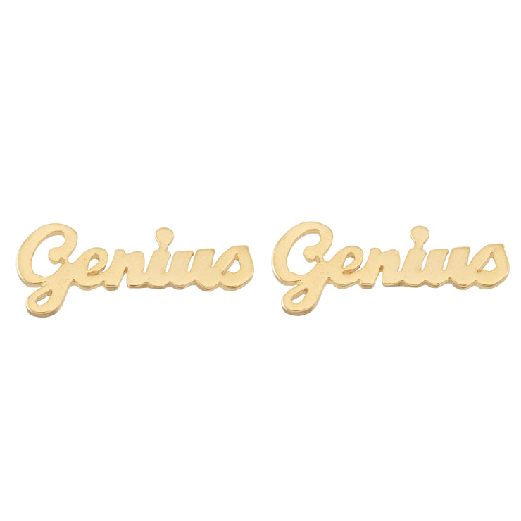 Genius Earrings - SNASH JEWELRY