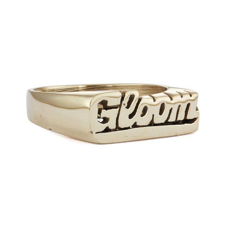 Gloom Ring - SNASH JEWELRY