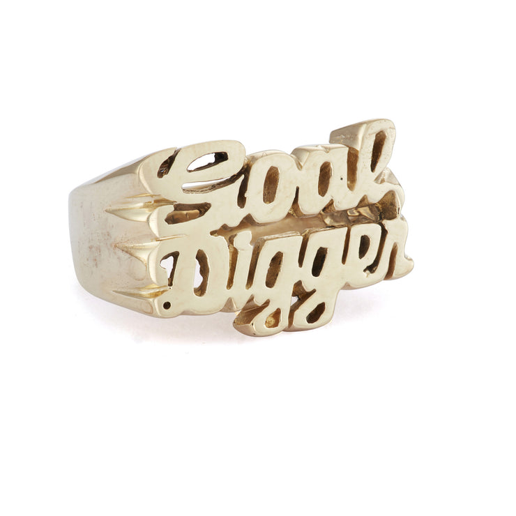 Goal Digger Ring - SNASH JEWELRY