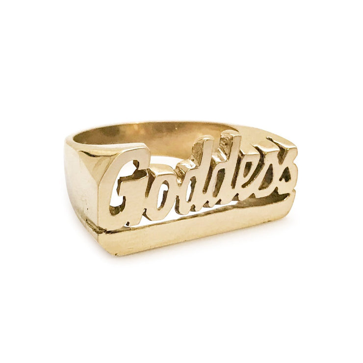 Goddess Ring - SNASH JEWELRY