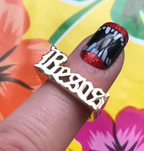 Besos Ring - SNASH JEWELRY
