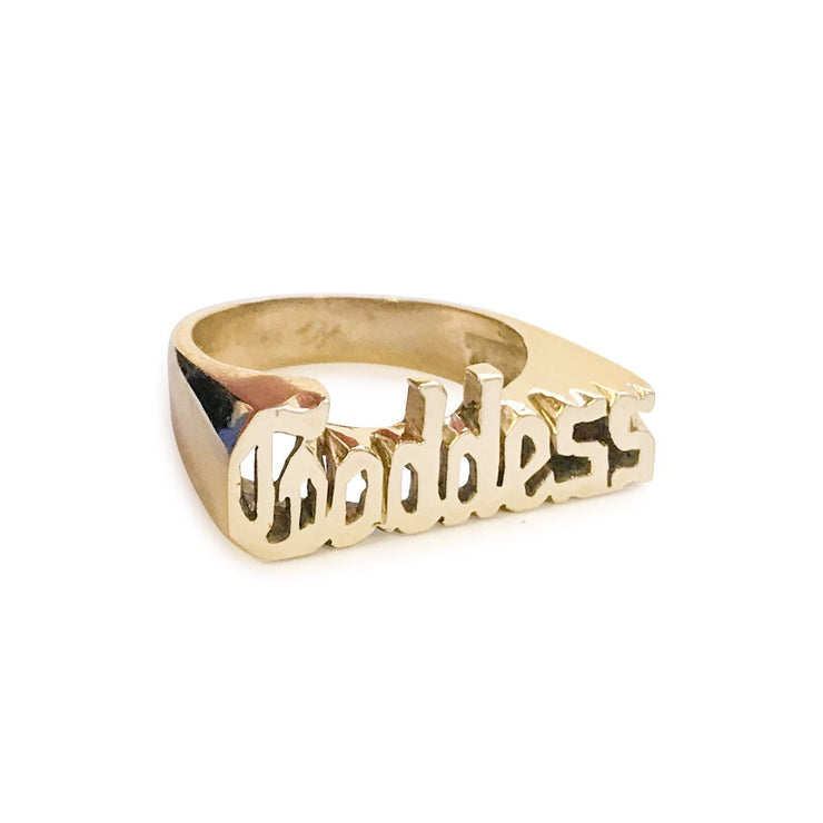 Goddess 2 Ring - SNASH JEWELRY