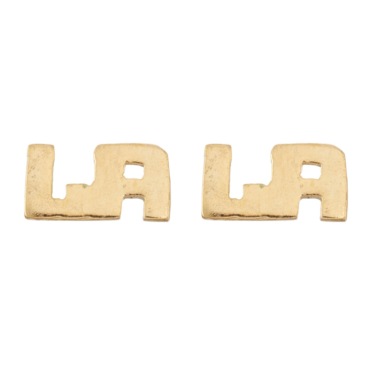 LA Earrings - SNASH JEWELRY