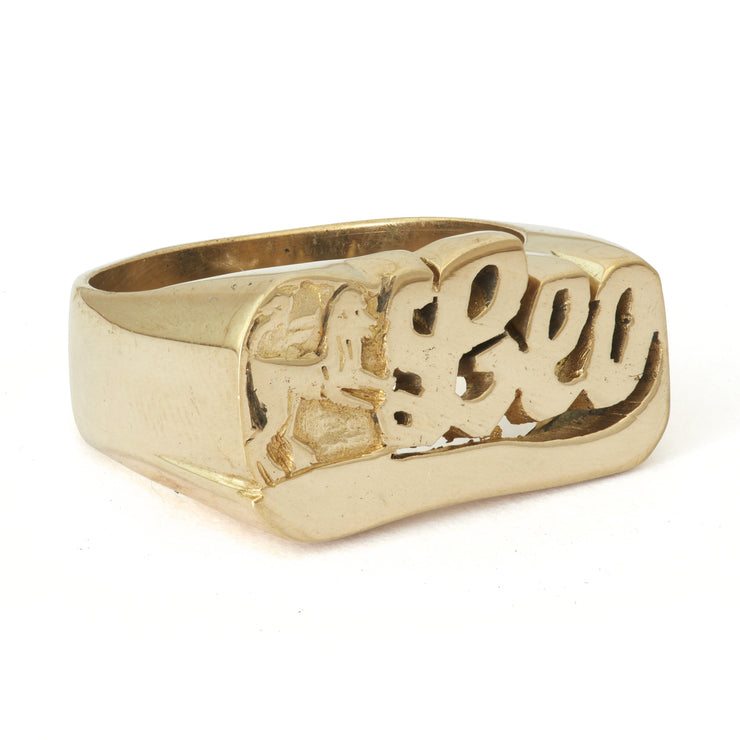 Leo 2 Ring - SNASH JEWELRY