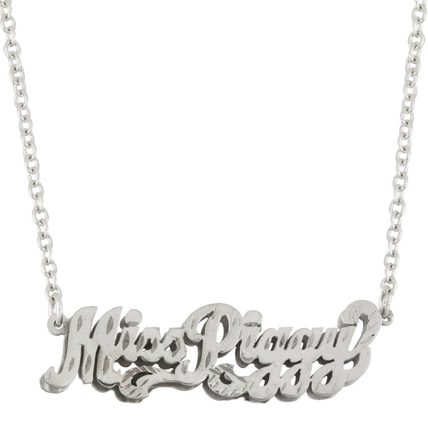 Miss Piggy Necklace