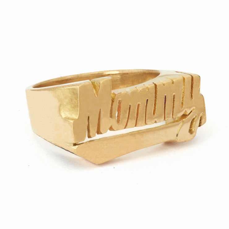 Mommy Ring - SNASH JEWELRY