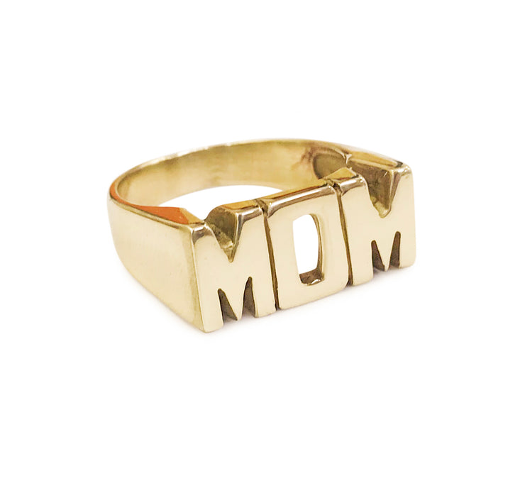 Mom Ring - SNASH JEWELRY