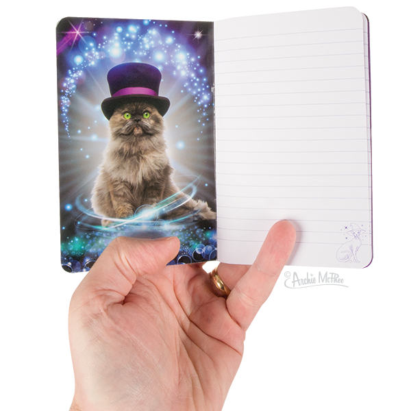 Magic Cat Notebooks - Set of 3 - SNASH JEWELRY
