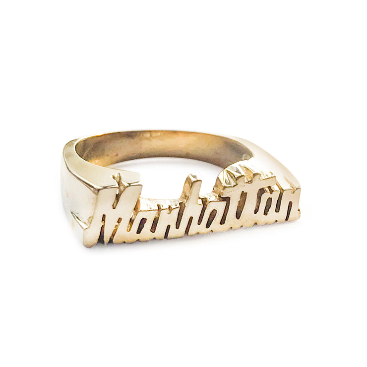 Manhattan Ring - SNASH JEWELRY