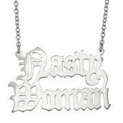 Nasty Woman 2 Necklace