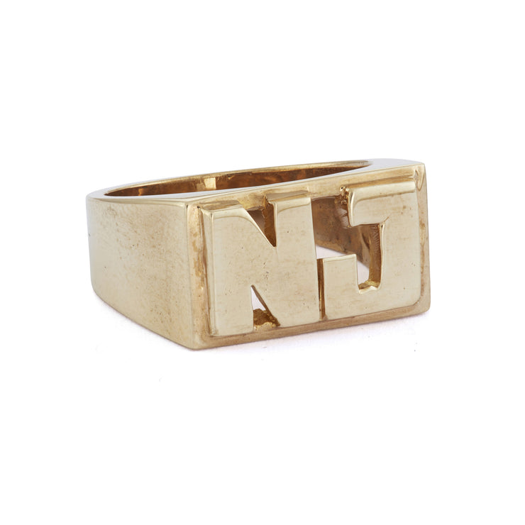 NJ Ring - SNASH JEWELRY