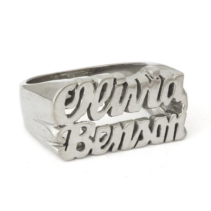 Olivia Benson Ring - SNASH JEWELRY