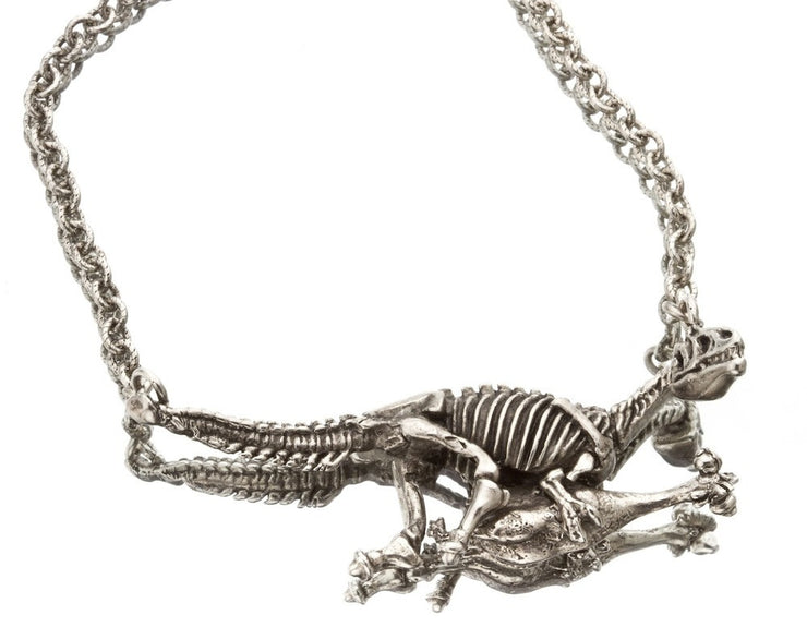 Protectasaurus Necklace