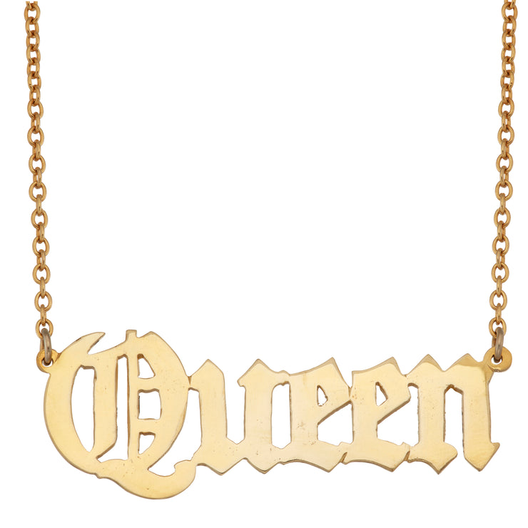 Queen Necklace - SNASH JEWELRY