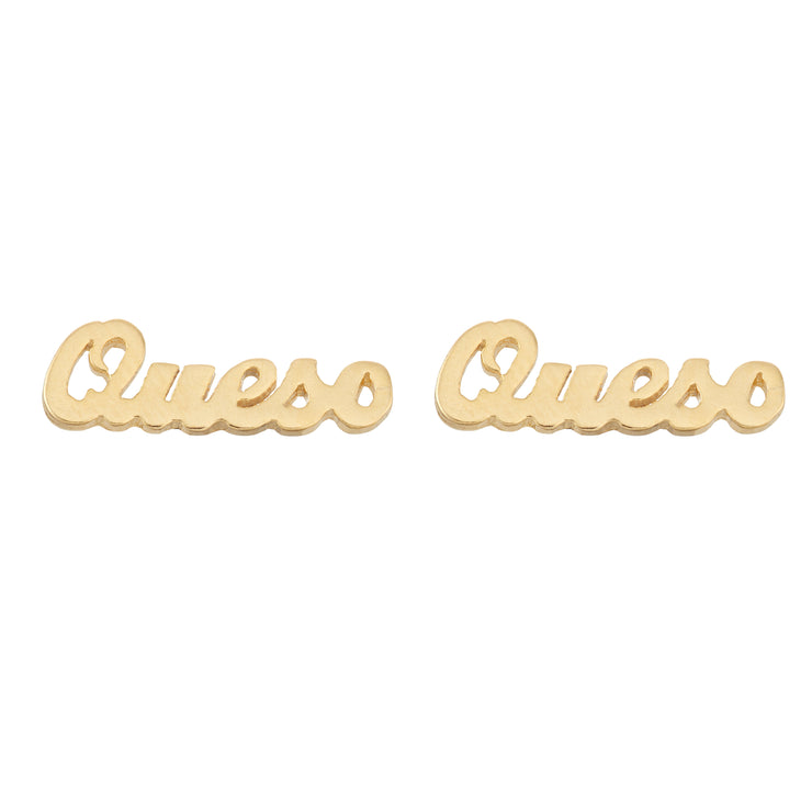 Queso Earrings - SNASH JEWELRY