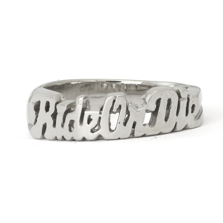 Ride Or Die 2 Ring