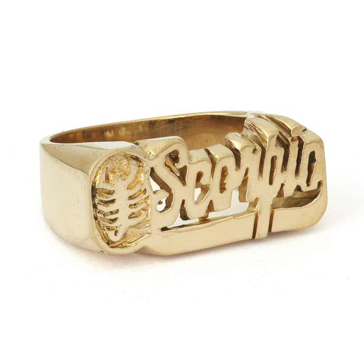 Scorpio 2 Ring - SNASH JEWELRY