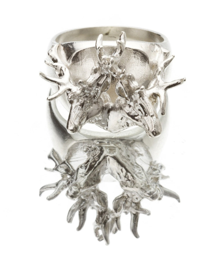 Sideshow Deer Ring - SNASH JEWELRY