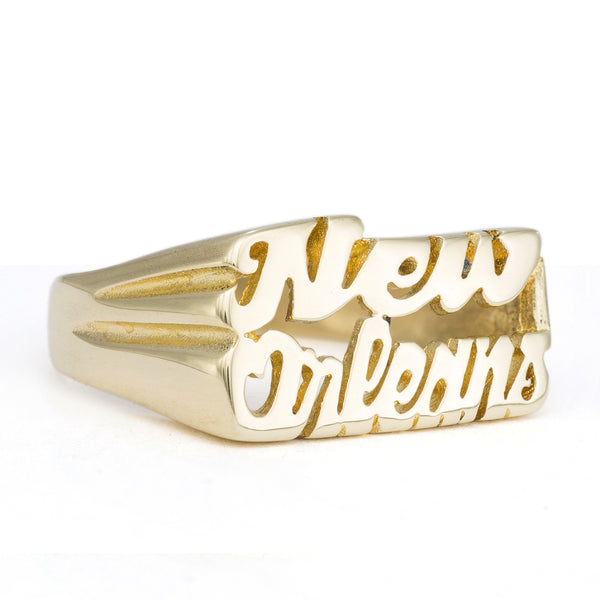 New Orleans Ring