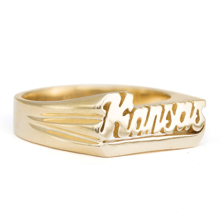 Kansas Ring - SNASH JEWELRY