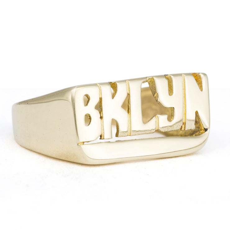 BKLYN Ring - SNASH JEWELRY