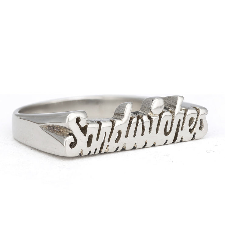 Sandwiches Ring - SNASH JEWELRY