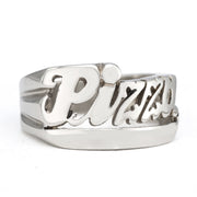 Pizza Ring - SNASH JEWELRY