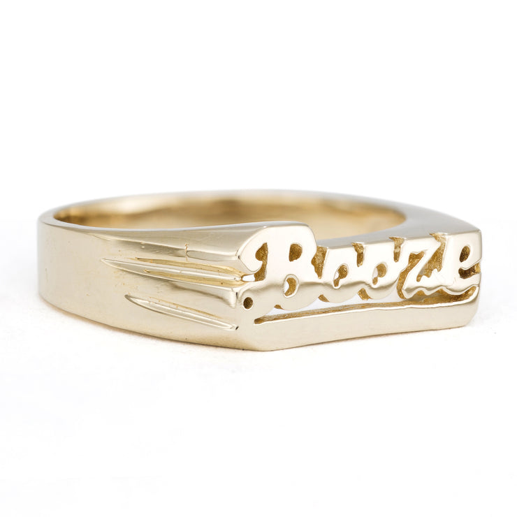 Booze Ring - SNASH JEWELRY
