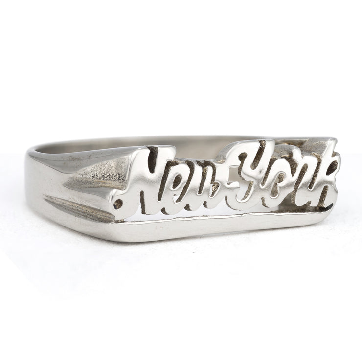 New York Ring - SNASH JEWELRY