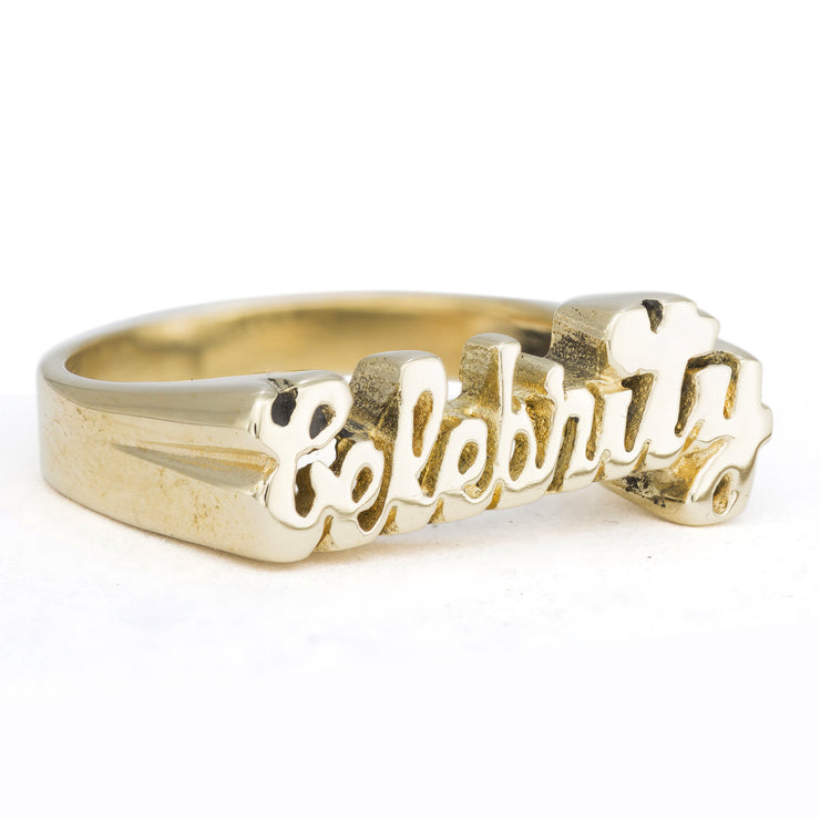 Celebrity Ring - SNASH JEWELRY