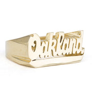 Oakland Ring - SNASH JEWELRY