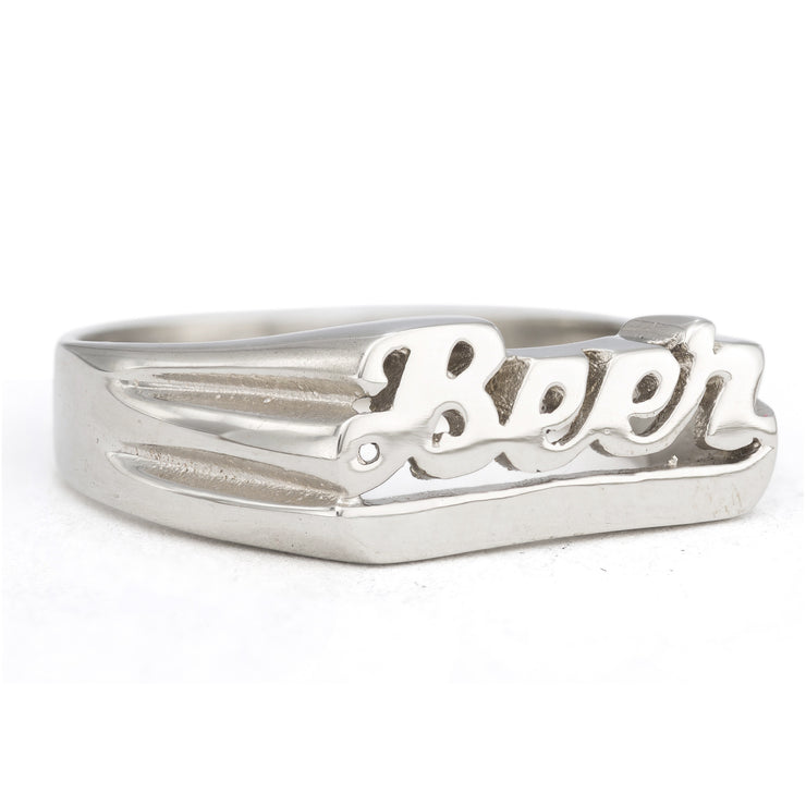 Beer Ring - SNASH JEWELRY
