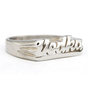 Vodka Ring - SNASH JEWELRY