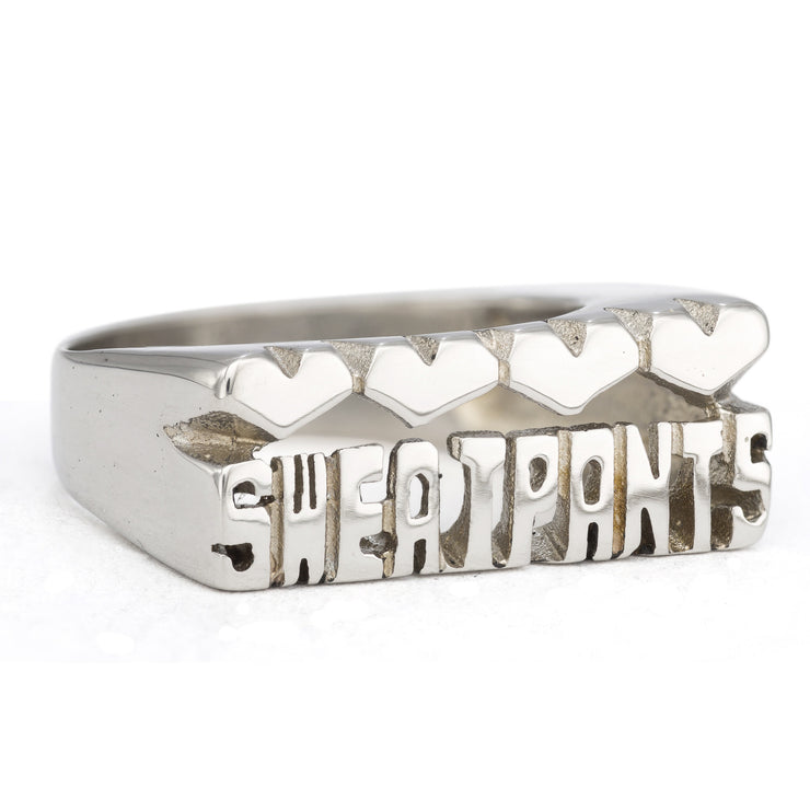 Sweatpants Ring - SNASH JEWELRY