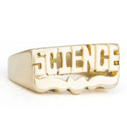 Science Ring - SNASH JEWELRY